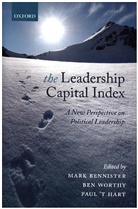 &apos, Mark (Reader in Politics Bennister, Mark Worthy Bennister, Paul T Hart, Mark Bennister, Mark (Reader in Politics Bennister... - Leadership Capital Index