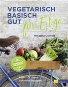 N. Corrett, Natasha Corrett, Lisa Linder - Vegetarisch basisch gut für Eilige