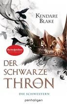 Kendare Blake - Der Schwarze Thron - Die Schwestern