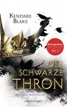 Kendare Blake - Der Schwarze Thron - Die Königin