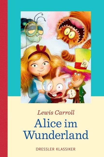 Lewis Carroll, Wiebke Rauers, Wiebke Rauers, Barbara Teutsch - Alice im Wunderland