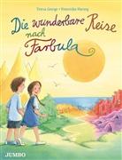 Teresa George, Franziska Harvey, Franziska Harvey - Die wunderbare Reise nach Farbula