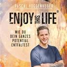 Pascal Voggenhuber, Carsten Fabian, Clemens Nicol - Enjoy this Life®, 1 Audio-CD (Hörbuch)