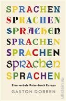 Dorren, Gaston Dorren - Sprachen