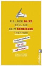 Gromer, Davi Gromer, David Gromer, HAFFNER, Erik Haffner - P.S.: Der Blitz soll Sie beim Scheißen treffen!