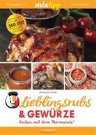 Gerhard Walter, Antj Watermann, Antje Watermann - mixtipp Lieblingsrubs & Gewürze