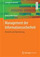 Aleksandra Sowa - Management der Informationssicherheit