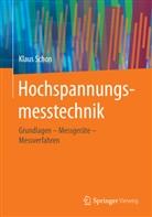 Klaus Schon - Hochspannungsmesstechnik