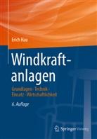 Erich Hau, Erich (Dipl.-Ing.) Hau - Windkraftanlagen