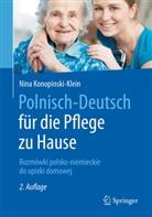 Nina Konopinski-Klein, Nina Konopnski-Klein - Polnisch-Deutsch für die Pflege zu Hause