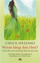 Chuck Spezzano, Petra Kühne - Woran hängt dein Herz?, Kartenset