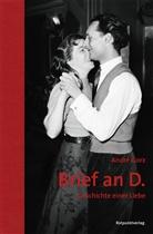 André Gorz, Eva Moldenhauer - Brief an D.