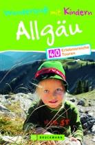 Michae Pröttel, Michael Pröttel, Uli Wittmann - Wanderspaß mit Kindern - Allgäu