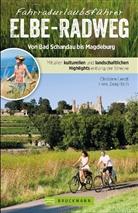 Gotlind Dr. Blechschmidt, Eugen E. Hüsler, Christin Lendt, Christine Lendt, Susanne Posegga, Pr... - Fahrradurlaubsführer Elbe-Radweg von Schmilka bis Tangermünde