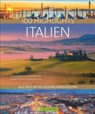 Andrea Behrmann, Udo Bernhart, Udo u a Bernhart, Eugen E. Hüsler, Dagma Kluthe, Dagmar Kluthe... - 100 Highlights Italien