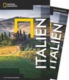 Ti Jepson, Tim Jepson, Matt Propert - NATIONAL GEOGRAPHIC Traveler Reiseführer Italien mit Maxi-Faltkarte