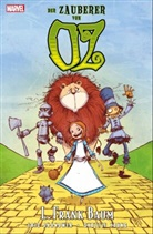 L Frank Baum, L. Frank Baum, Eri Shanower, Eric Shanower, Skotti Young, Skottie Young - Der Zauberer von Oz (Softcoverausgabe)