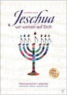 Werner Finis, Werne Finis - Jeschua, wir warten auf Dich (Liederbuch mit Lern-CD)