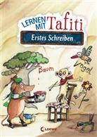 Corina Beurenmeister, Julia Ginsbach - Lernen mit Tafiti - Erstes Schreiben