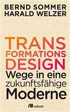Bern Sommer, Bernd Sommer, Harald Welzer - Transformationsdesign