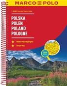 Marco Polo - Poland Marco Polo Road Atlas