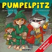 Simon Fankhauser, Simu Fankhauser - Pumpelpitz: Dr Waldkobold (Hörbuch)