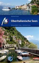 Eberhard Fohrer - Oberitalienische Seen Reiseführer Michael Müller Verlag