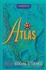 HSP, Harcourt School Publishers - Harcourt Social Studies: Intermediate Atlas Grades 4-6
