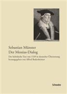 Sebastian Münster, Alfre Bodenheimer, Alfred Bodenheimer - Sebastian Münster, Der Messias-Dialog