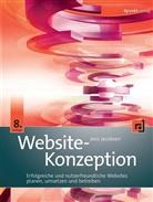 Jens Jacobsen - Website-Konzeption