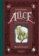 Lewis Carroll, Benjamin Lacombe - Alice im Spiegelland