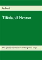 Jan Slowak - Tillbaka till Newton