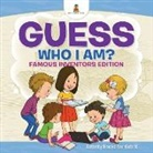 Baby, Baby Professor - Guess Who I Am? | Famous Inventors Edition Activity Books For Kids 8