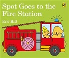 Eric Hill, Eric Hill - Spot Goes to the Fire Station