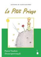 Marie-Louise Goumaz-Fuchs, Antoine de Saint-Exupéry - Lo Pitit Prinço