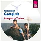 Lascha Bakradse - Reise Know-How AusspracheTrainer Georgisch, 1 Audio-CD (Hörbuch)