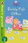 Ladybird, Peppa Pig - Daddy Pig's Office - Read It Yourself with Ladybird Level