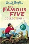 Enid Blyton - The Famous Five Collection 4: Books 10-12