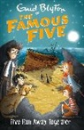 Enid Blyton - Famous Five: Five Run Away Together