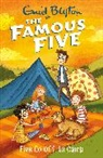 Enid Blyton - Five Go Off To Camp