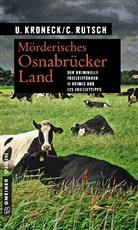 Ulrik Kroneck, Ulrike Kroneck, Kroneck Ulrike, Conny Rutsch - Mörderisches Osnabrücker Land