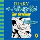 Jeff Kinney - The Getaway (Hörbuch)
