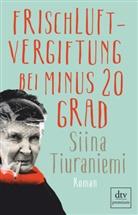 Siina Tiuraniemi - Frischluftvergiftung bei minus 20 Grad