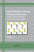 Sergio Pizzini, Sergio (University of Milano-Bicocca Milan Italy) Pizzini - Point defects in group IV semiconductors - common structural and physico-chemical aspects
