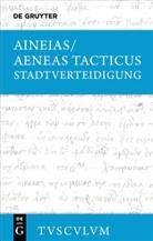 Aeneas Tacticus, Aineias/Aeneas Tacticus, Ka Brodersen, Kai Brodersen - Stadtverteidigung / Poliorketika