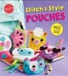 Editors of Klutz, Eva Steele-Staccio - Stitch and Style Pouches