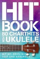 Bosworth Music - Hit Book - 80 Charthits für Ukulele
