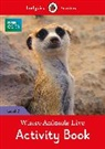 Ladybird, Pippa Mayfield, Catri Morris - BBC Earth: Where Animals Live Activity Book