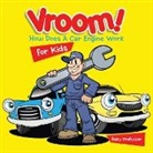 Baby, Baby Professor - Vroom! How Does A Car Engine Work for Kids