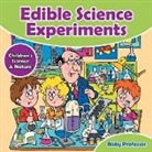 Baby, Baby Professor - Edible Science Experiments - Children's Science & Nature